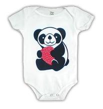 Trendtotting: Happy Panda Onesies