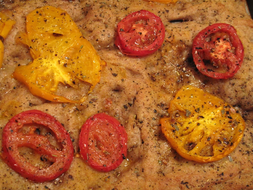Photo Gallery: Herbed Focaccia
