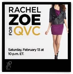 Rachel Zoe QVC Collection