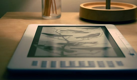 Daily Tech: The Kindle DX's Pros and Cons