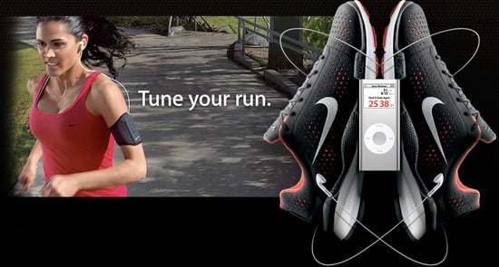 Nike Plans To Offer iPod Workout Systems In All Shoes
