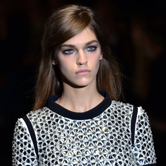 Gucci Fall 2014 Hair and Makeup | Runway Pictures