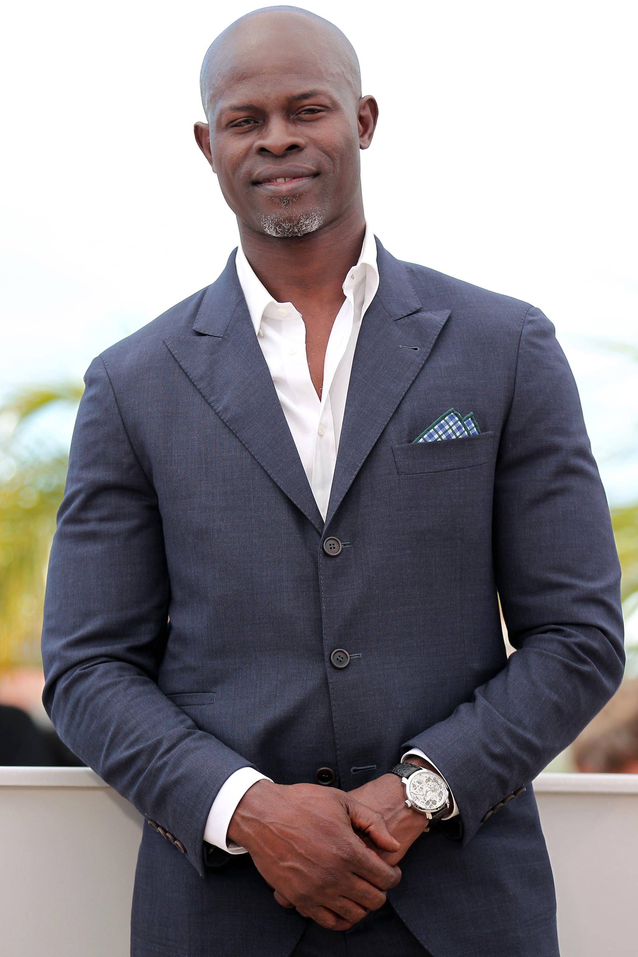 Djimon Hounsou joined Tarzan as Chief Mbonga. Alexander Skarsgard and Margot Robbie are also starring.