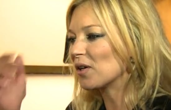Video of Kate Moss Talking About Her Longchamp Collaboration 2010-09-24 02:40:15