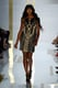 Naomi Campbell stomped the runway during Diane von Furstenberg's show on Sunday.