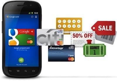 Google Wallet Mobile Payment Details