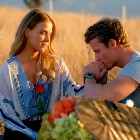 Olena's Blue Eyes on The Bachelor 2016