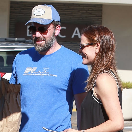 Ben Affleck and Jennifer Garner Together After Breakup