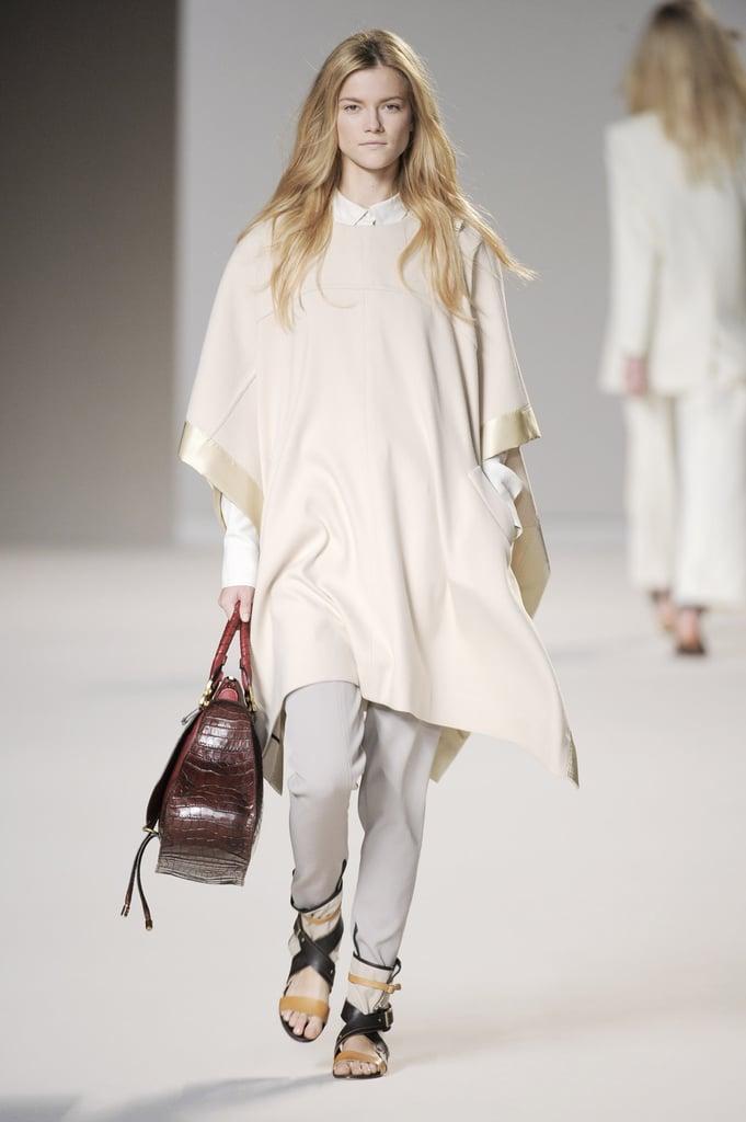 2010 Spring Paris Fashion Week: Chloé