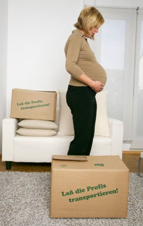 Moving While Pregnant