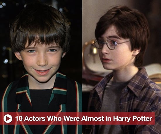 10 Actors Who Were Almost Cast in the Harry Potter Movies 2010-11-14 21:00:00