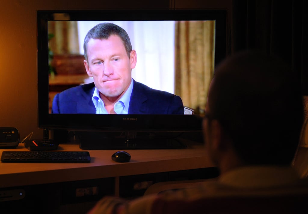 Lance Armstrong's Doping Admission