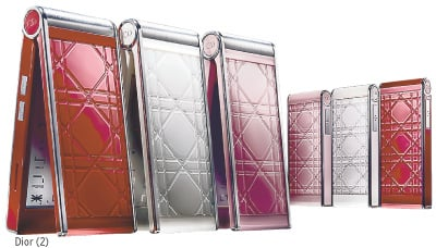 The Crazy-Expensive Dior Phones