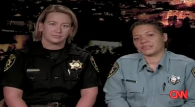 """Female Officers Credited With Getting Phillip Garrido Arrested Thanks to """"Intuition"""""""