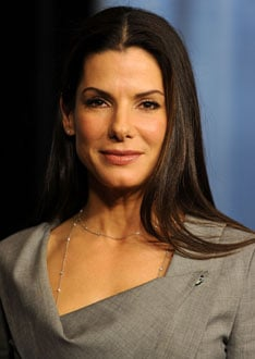 Interview With Sandra Bullock About Her Oscar Nomination for The Blind Side 2010-02-15 18:39:28