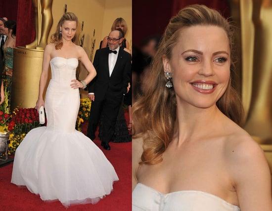 Oscars Red Carpet: Melissa George