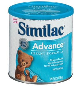 Which Similac Formula Was Recalled