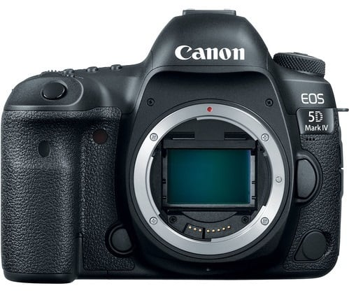 Canon 5D Mark IV DSLR Announced