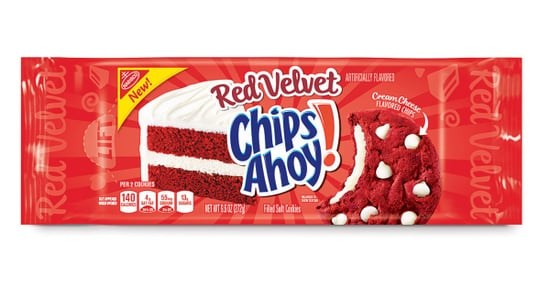 Chips Ahoy! Debuts Two New Yummy Flavors: S'mores and Red Velvet