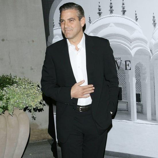 George Clooney Getting Married in Giorgio Armani