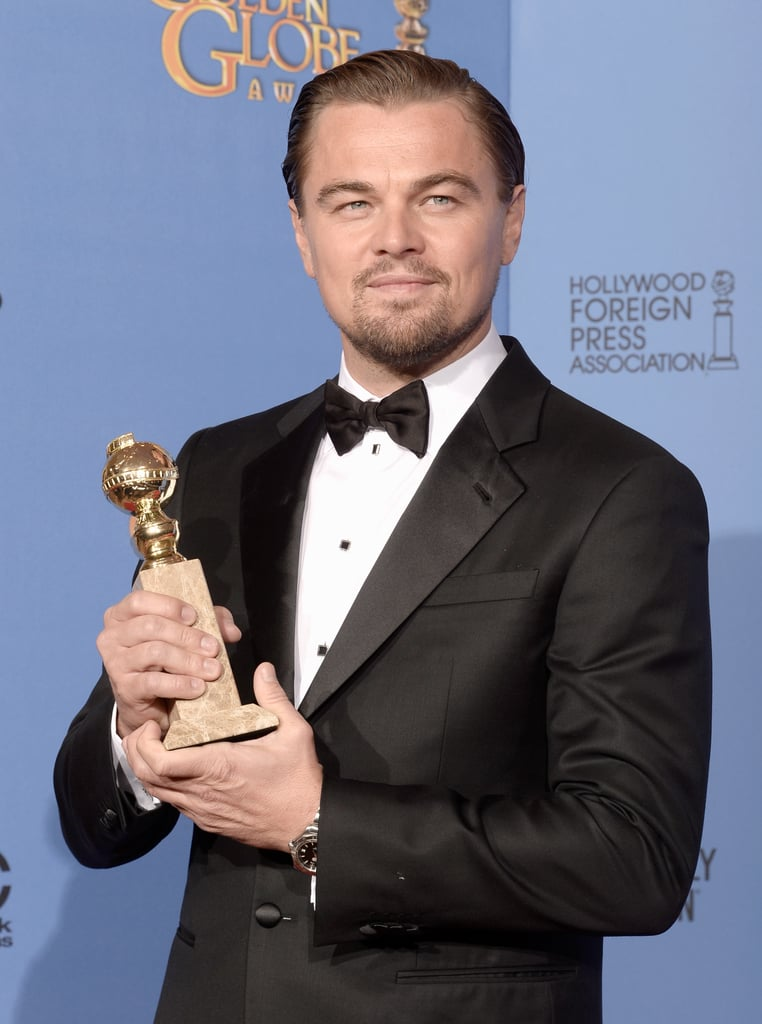 """""""Like a supermodel's vagina, let's all give a warm welcome to Leonardo DiCaprio."""" — Tina being generally hilarious."""