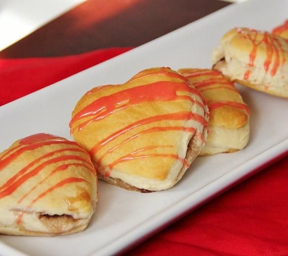 Valentine Breakfast Biscuits