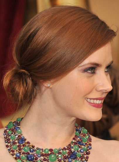 Amy Adams's Hair at the 2009 Oscars
