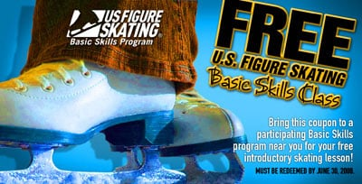 Free Ice Skating Lessons