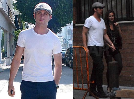 Photos of Ryan Gosling in NYC With a New Girl
