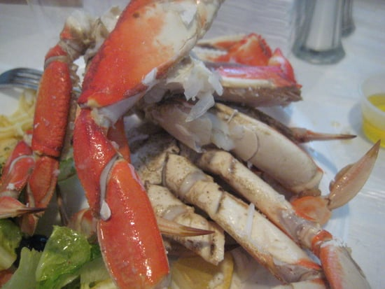 Have You Ever Been to a Crab Feed?