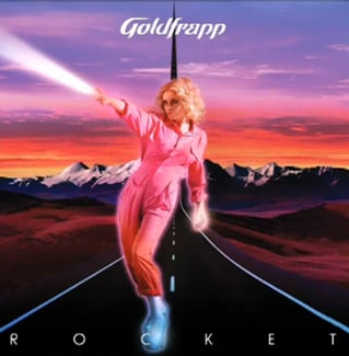 "Listen to new Goldfrapp Song ""Rocket"" From Upocoming Album Head First"
