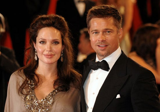 Angelina Jolie Gives Birth to Twins