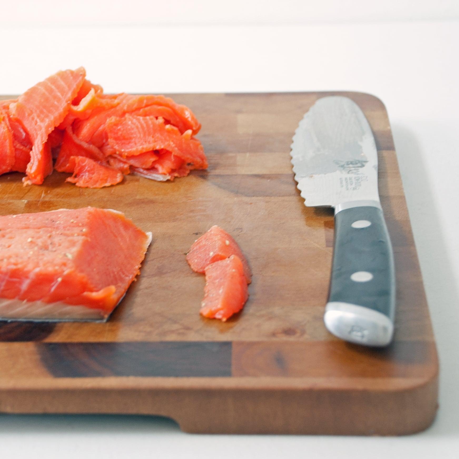 Slice the Gravlax