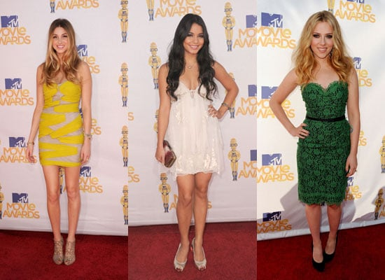 Top Ten Best Dressed From the 2010 MTV Movie Awards