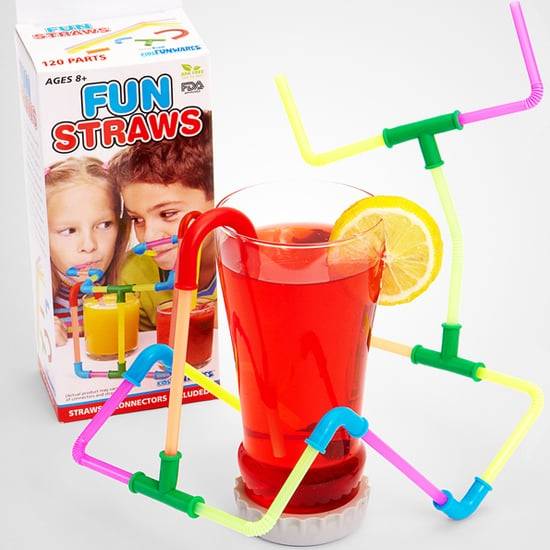 Fun Straws For Kids