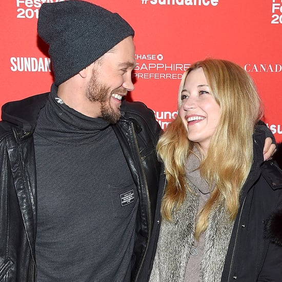 Chad Michael Murray and His Wife at Sundance January 2016