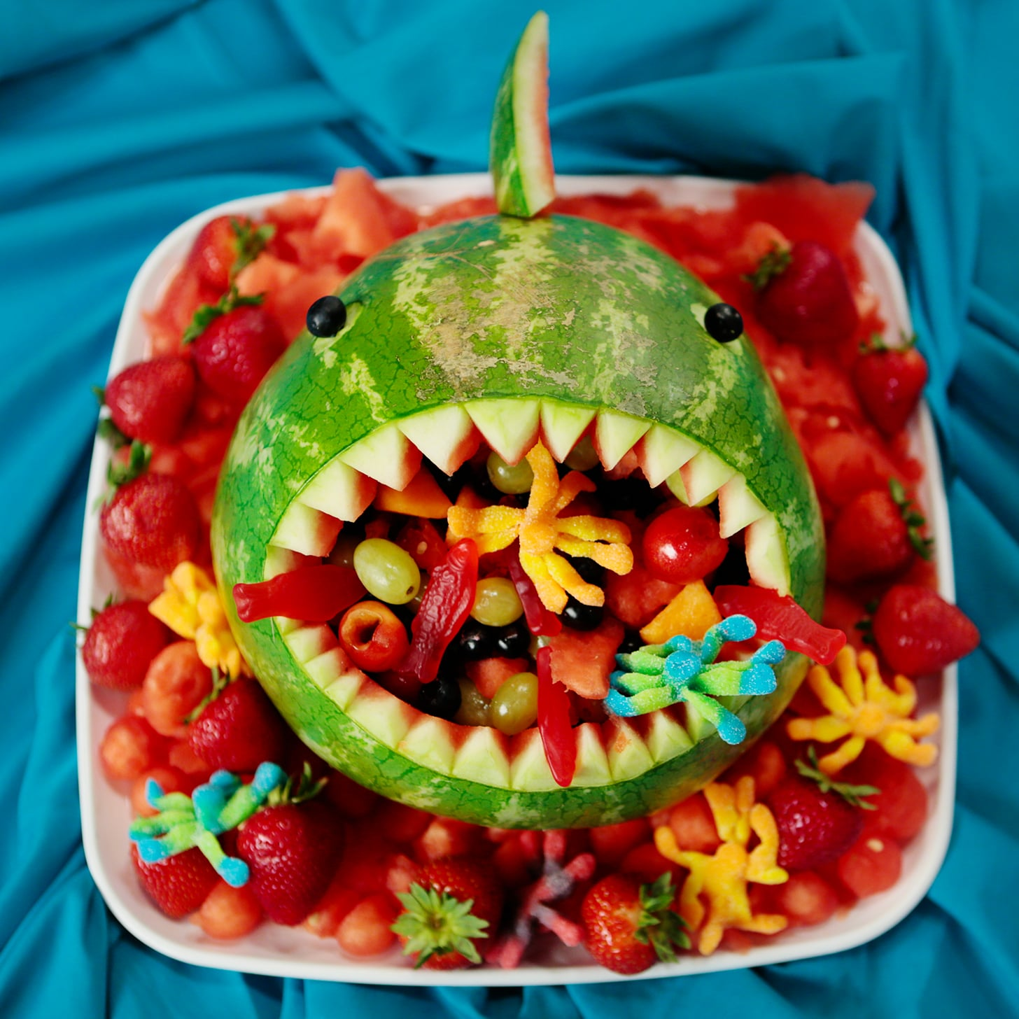 Sharknado's Delectable Fruit Watermelon