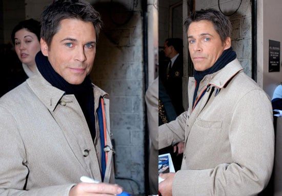 Rob Lowe Missed out on McDreamy