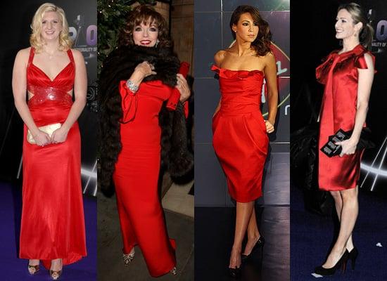 Trend Alert: Red Dresses