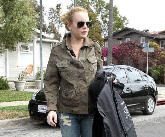 Slide Picture of Lindsay Lohan in LA 2010-05-28 13:45:04
