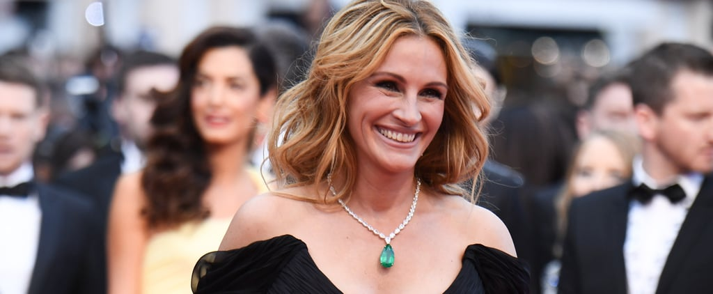 Julia Roberts Ditched Her Heels on the Red Carpet —but Wait 'Til You See What For