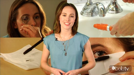 How to Apply Mascara: Bella Beauty Tip