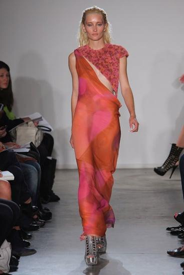 New York Fashion Week: Cushnie et Ochs Spring 2010