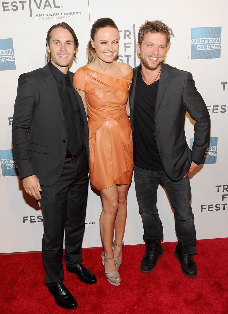 Ryan Phillippe Teams Up With Malin Akerman and Taylor Kitsch For a Banging Premiere
