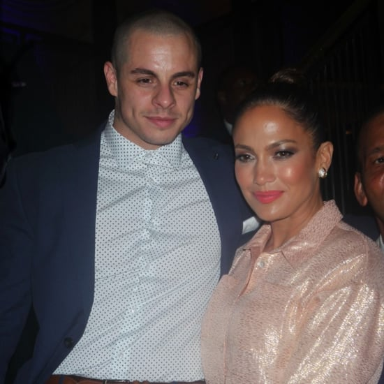 Jennifer Lopez and Casper Smart Hold Hands in NYC Pictures