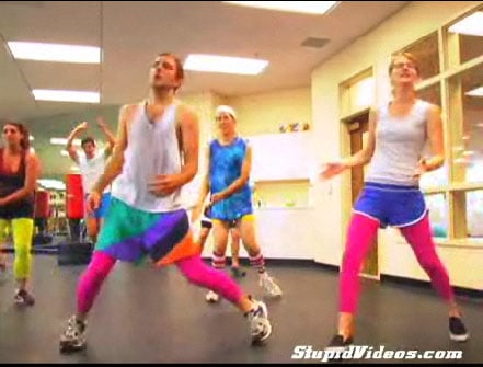 Too Late to Jazzercise