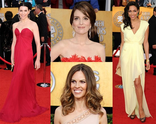 Pictures of the Best Fashion and Beauty From the 2011 SAG Awards