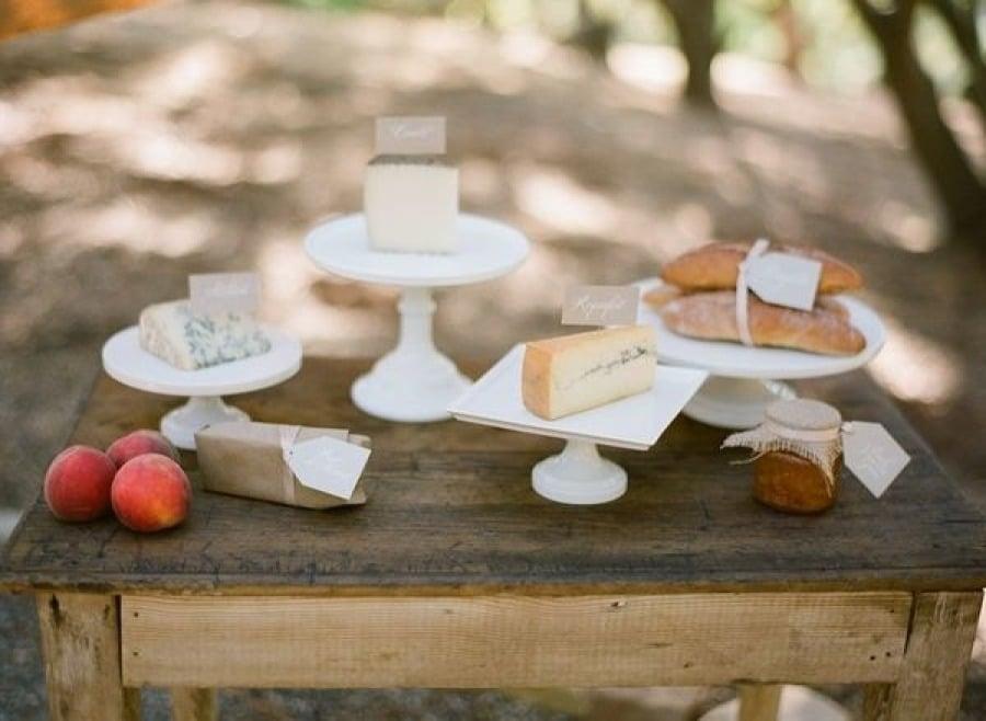 A Cheese Spread