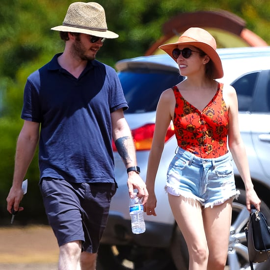 Anna Kendrick and Her Boyfriend on Vacation in Hawaii