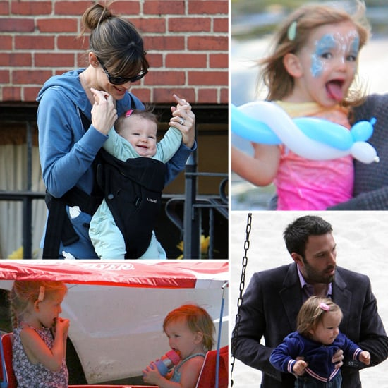 Celebrate Seraphina Affleck's Third Birthday With Her Most Adorable Photos